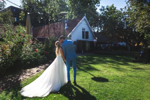 Bruiloft Vergulden Eenhoorn