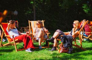 Picknicktuin Vergulden Eenhoorn